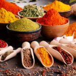 Essential spices for Moroccan cuisine