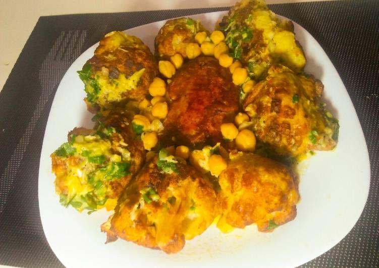 Tagine with cauliflower