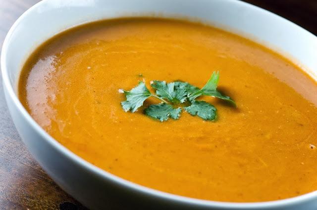 morrocan pureed vegetable soup